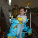 22. Dostałem rowerek…………ale jazda!