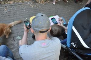 gdzie z ziomalami łapaliśmy Pokemony :-)